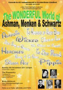 The Wonderful World of Ashman Menken and Schwartz