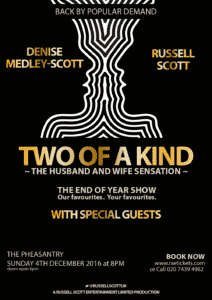 Two Of A Kind - End of Year Show - Poster2